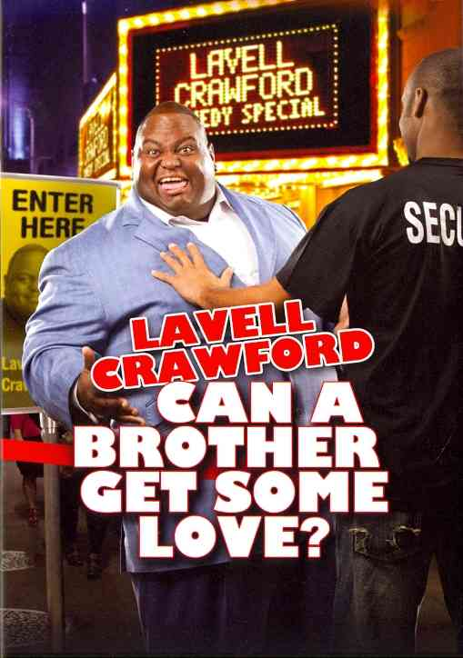 CAN A BROTHER GET SOME LOVE BY CRAWFORD,LAVELL (DVD)